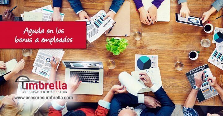 La asesoría en Córdoba que te ayuda con la gestión de los bonus a empleados