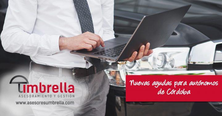 Nuevas ayudas para autónomos de Córdoba