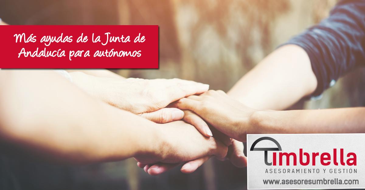 Más ayudas de la Junta de Andalucía