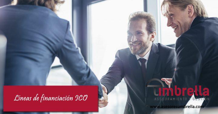 Líneas de financiación ICO